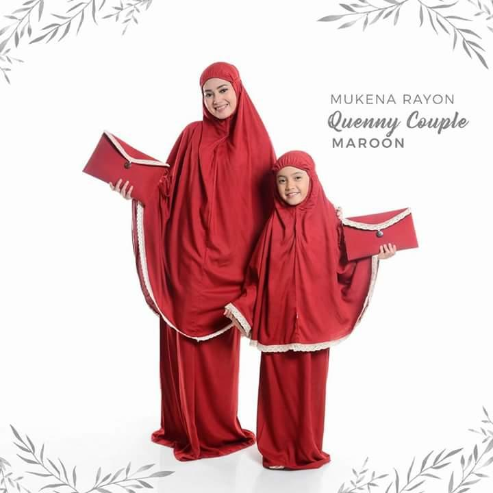 Mukena Couple Queeny