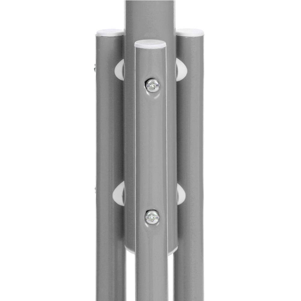 Godric Standing Hanger / Gantungan Baju Multifungsi Portable - 5 .