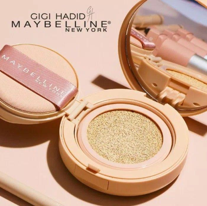 Maybelline Gigi Hadid Limited Edition BB Cushion East Cost Glow - Natural
