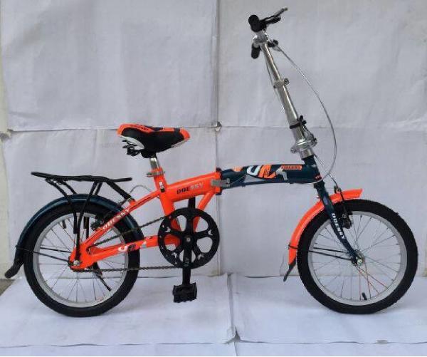 Sepeda Lipat anak-anak & dewasa 20 odessy 1 speed - D2XfDM