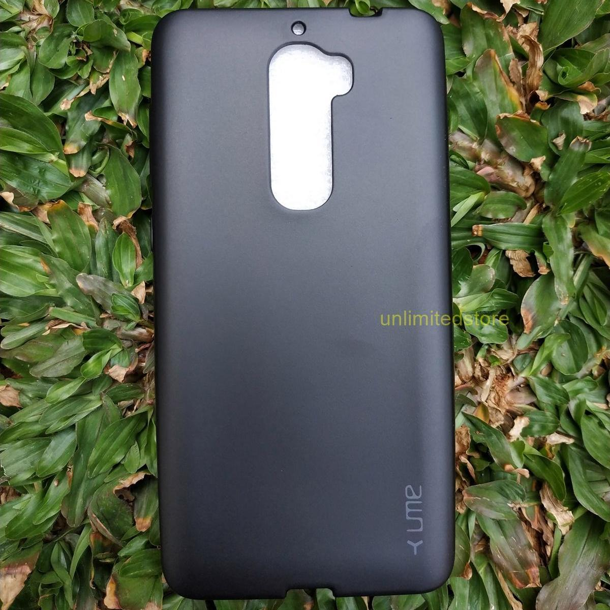Jelly Case Ume Emerald Doff Color Softcase untuk Coolpad Cool Dual R116 Casing Ultra thin Soft
