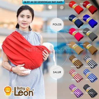 Pencari Harga Gendongan Bayi Kaos Geos Leon Baby Praktis Simple Gak Ribet BY 44 GB S