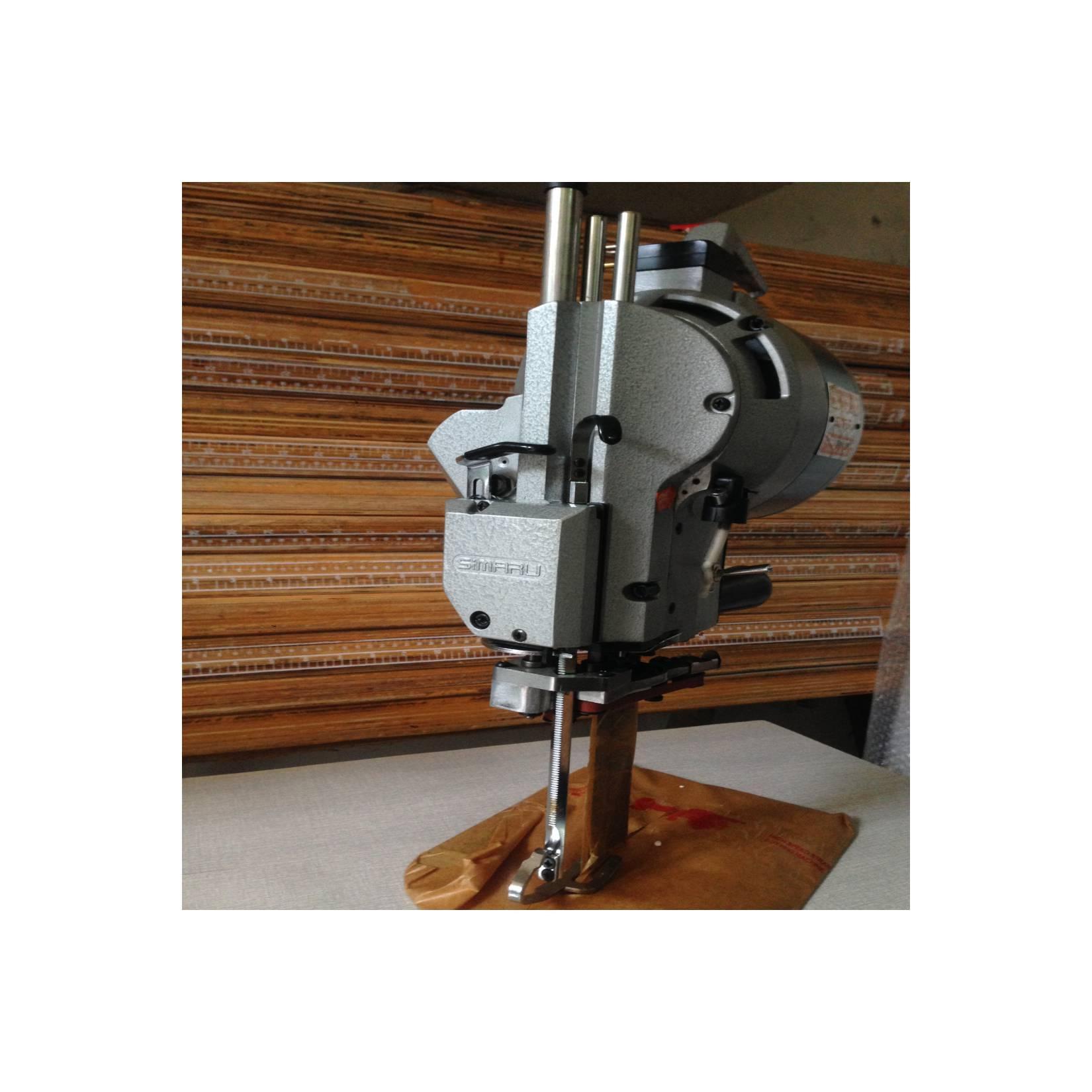 Mesin Potong Kain SImaru 6 inch Pisau Tegak