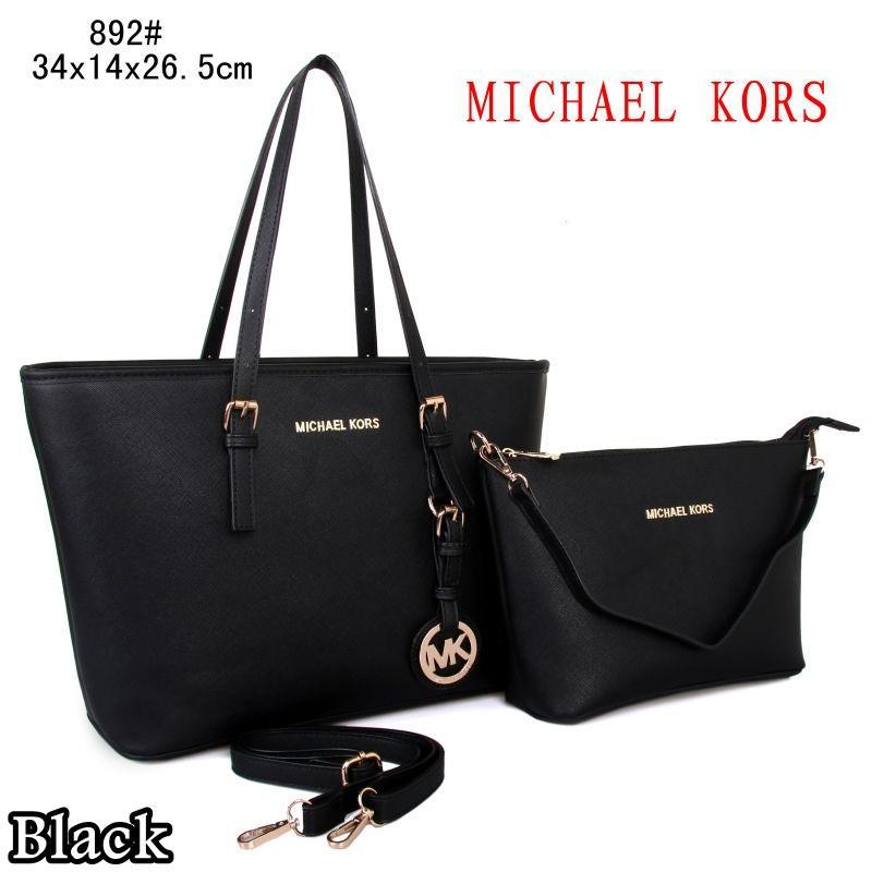 Michael Kors Neverfull Set 892 Fashion Tas Wanita Tas Import Tas Cewek Bag Import Ransel Branded Kualitas Premium