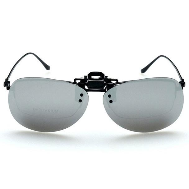 Lensa Klip Kacamata Polarized - Anti Silau Lensa Kekinian Lensa Pada Kacamata Hitam