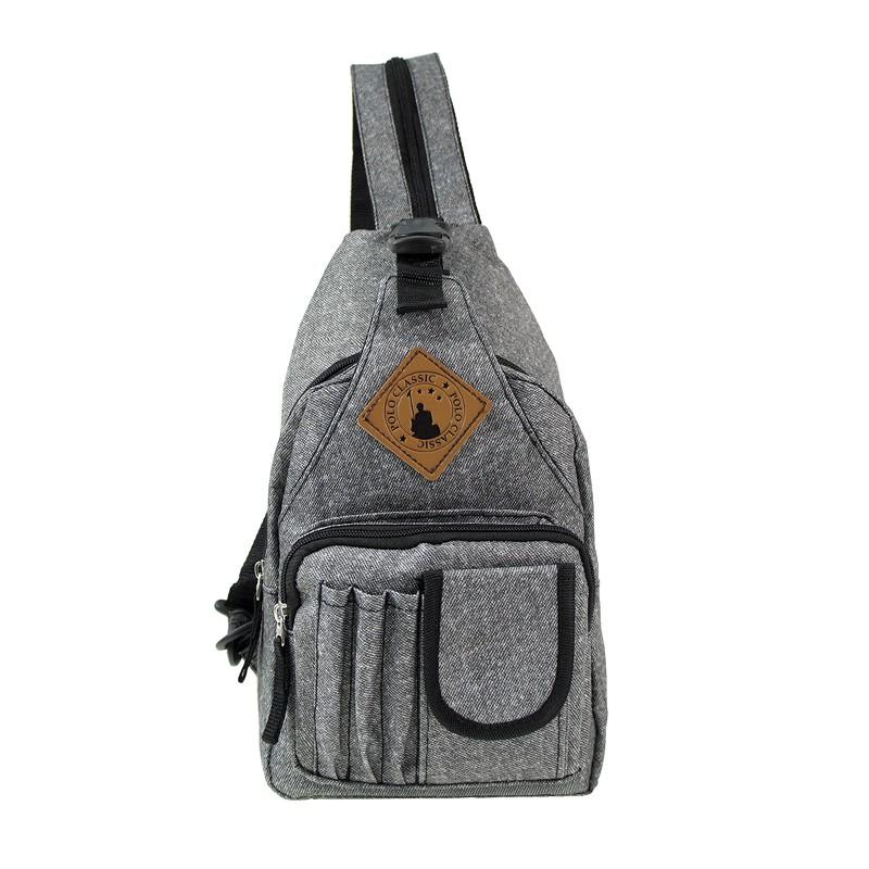 Polo Classic HI-342 Chest Bag - Grey