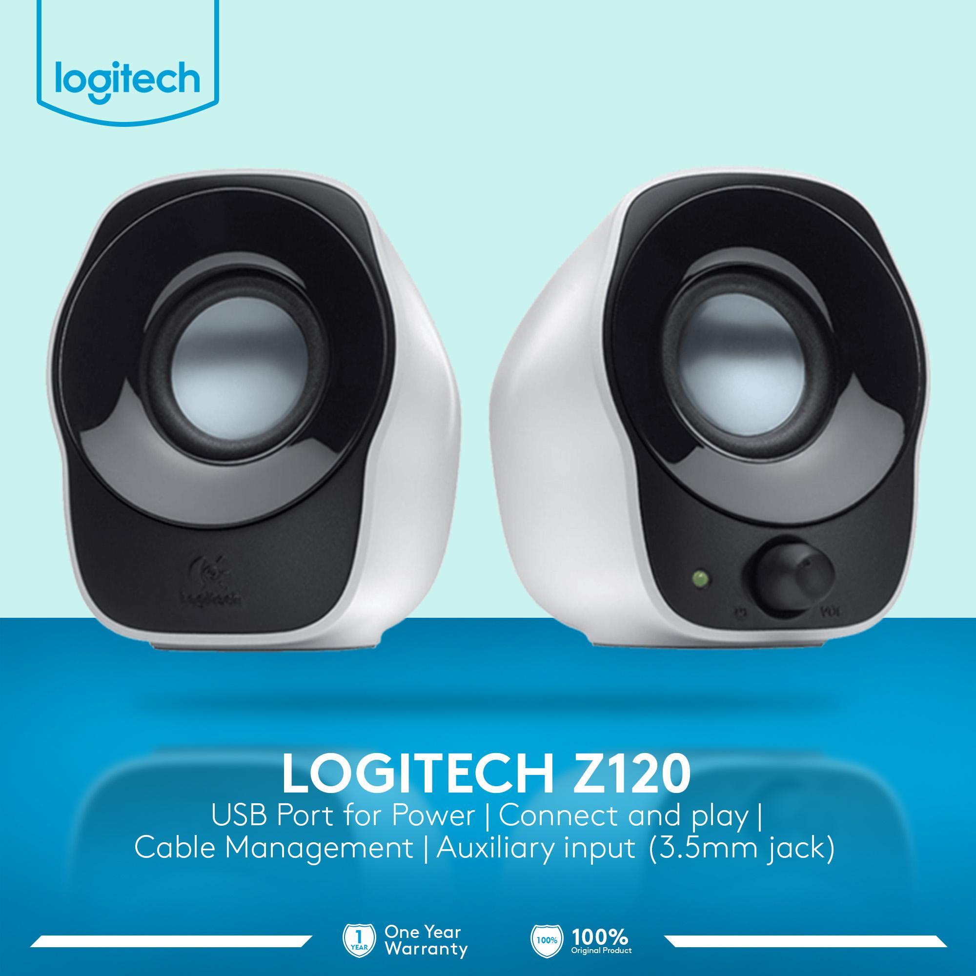 Buy Sell Cheapest Logitech Z120 Stereo Best Quality Product Deals Speakers Speaker 20 Usb Power