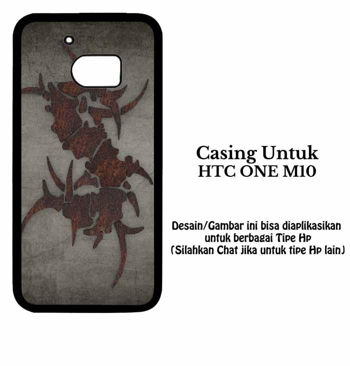 Casing HTC ONE M10 sepultura dark Hardcase Custom Case Se7enstores