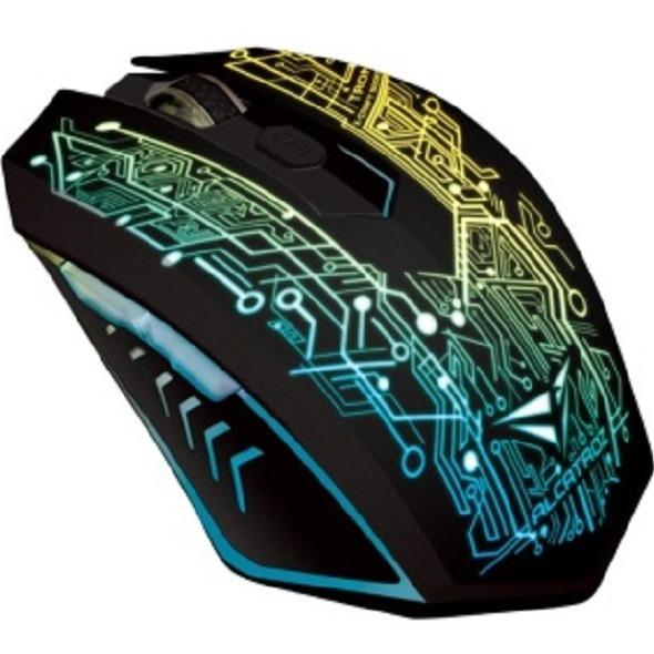 Alcatroz X-Craft Tron Pro 5000 Gaming Mouse Macro Programing + Mouse Pad.