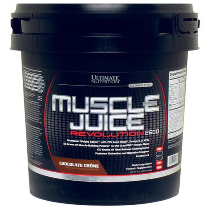 MUSCLE JUICE REVOLUTION ECER 5lbs Ultimate Nutrition - RvTAla