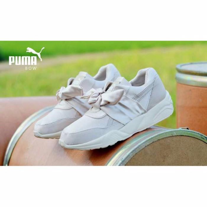 Promo Promo Sepatu Sneakers Wanita Terbaru Puma Fenty Bow Rihana Termurah Gratis Ongkir