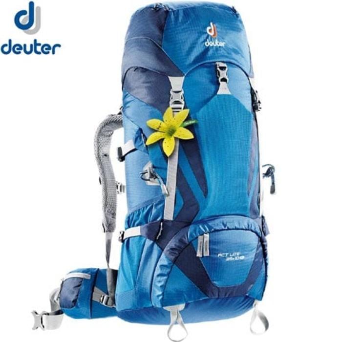 Deuter ACT Lite 35+10 SL [Tas Gunung, Tas Carrier, Hiking - Backpack] - i11Wiw