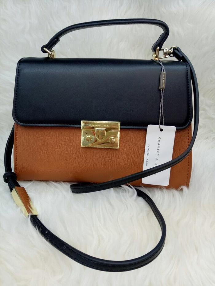 TAS WANITA ORIGINAL CHARLES AND KEITH HANDBAG (BEST SELLER - aW2MdR