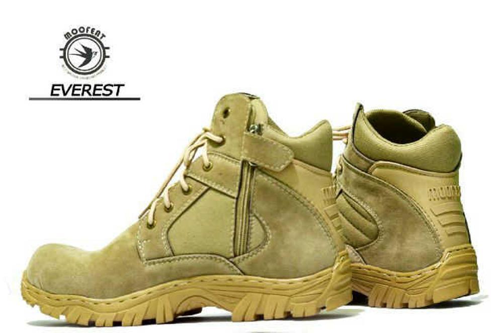 Jual sepatu boots pria moofeat everest Fashion