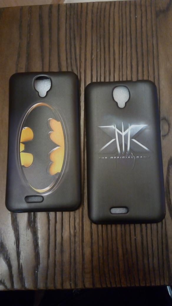 Case Advan S50K Karakter Gambar Marvel Hero Softcase Silikon Kondom