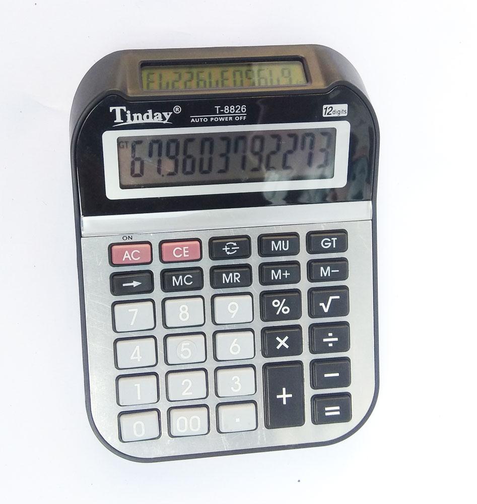 Kalkulator Toko Warung Tinday 8826