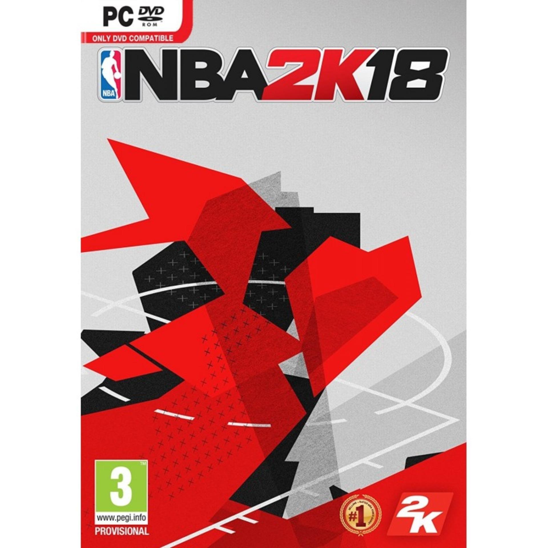 NBA 2K18 full Game PC (PC GAMES/DVD GAME PC)