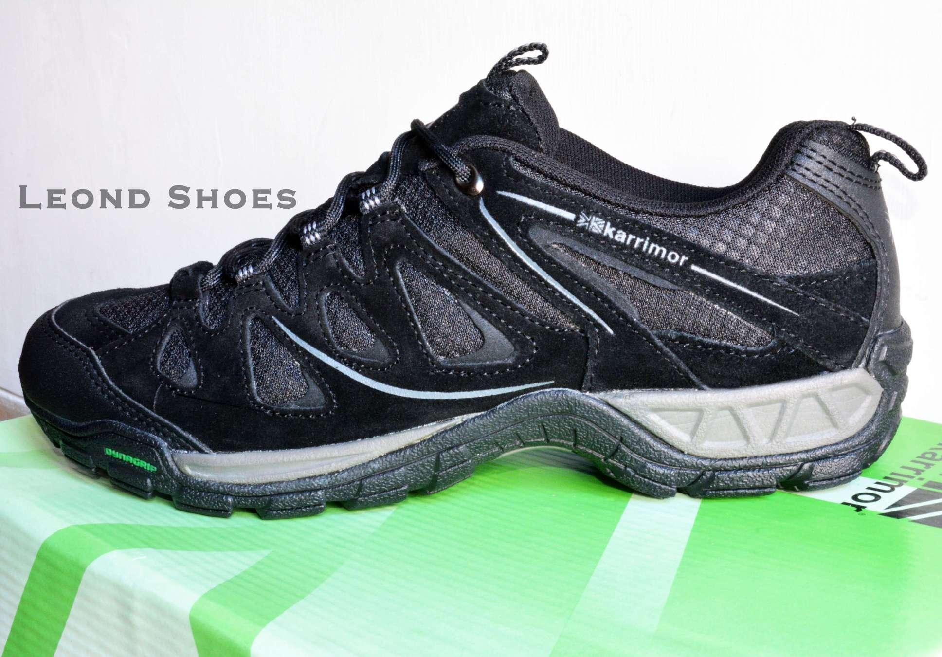 Sepatu Hiking Karrimor Summit Original - Grosir Sepatu Gunung Outdoor