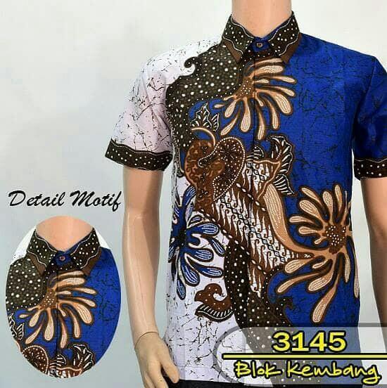 Baju Batik Pria Modern Terbaru Baju Batik kantor Batik Atasan Kerja Kemeja Batik Pria Pekalongan Kemeja Batik Kombinasi Kemeja Batik Pria Elegan Terbaru Keren Kemeja Batik Hem Batik  Hem Batik Pekalongan Hem Batik Kombinasi Hem Batik Cowok | Azka Batik