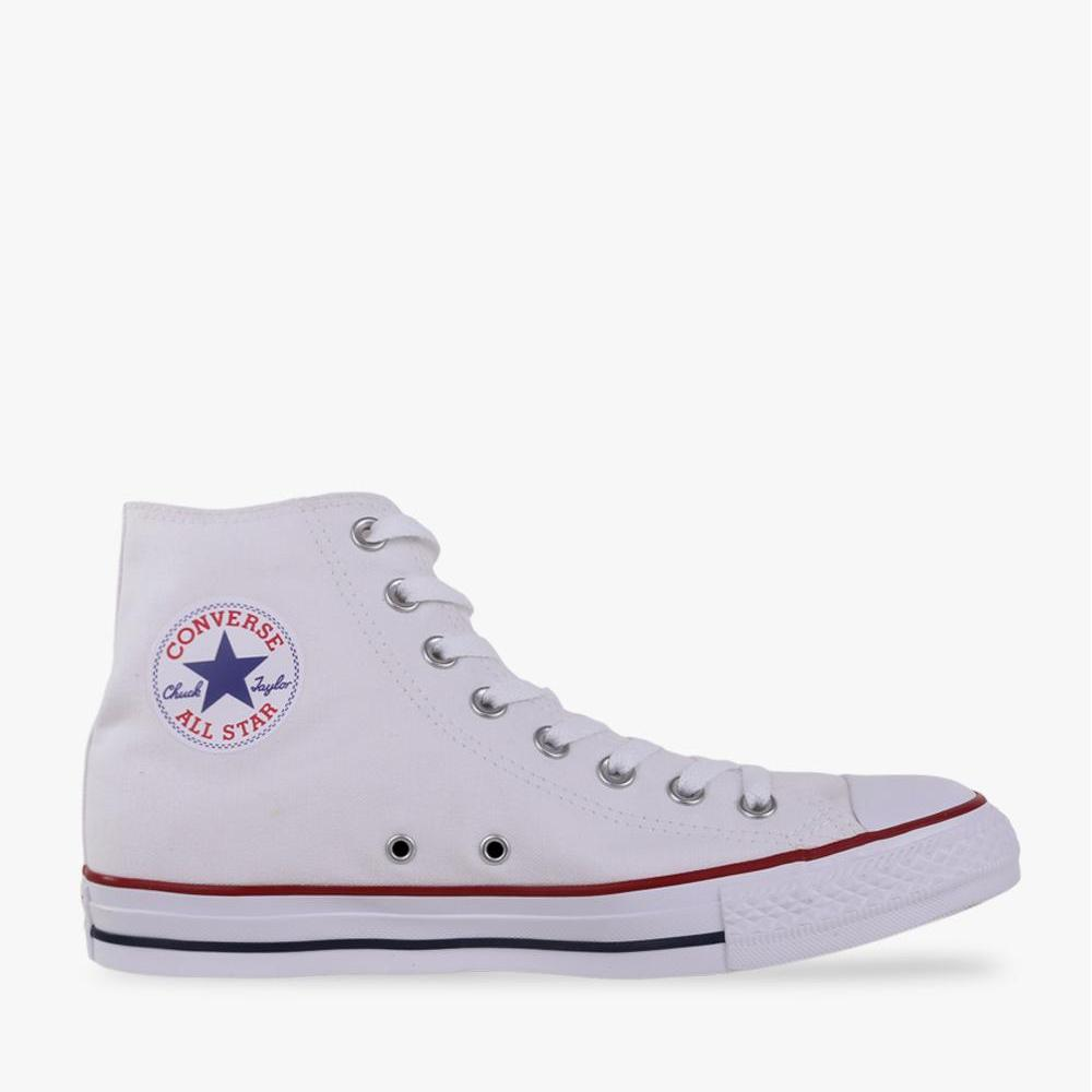 Converse Chuck Taylor All Star Classic Unisex Shoes - White - BTS