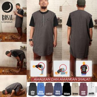 Pencari Harga Baju Koko Gamis Pakistan Rosal (Rompi Sholat) Size XS - Jumbo XXXL terbaik murah - Hanya Rp61.370