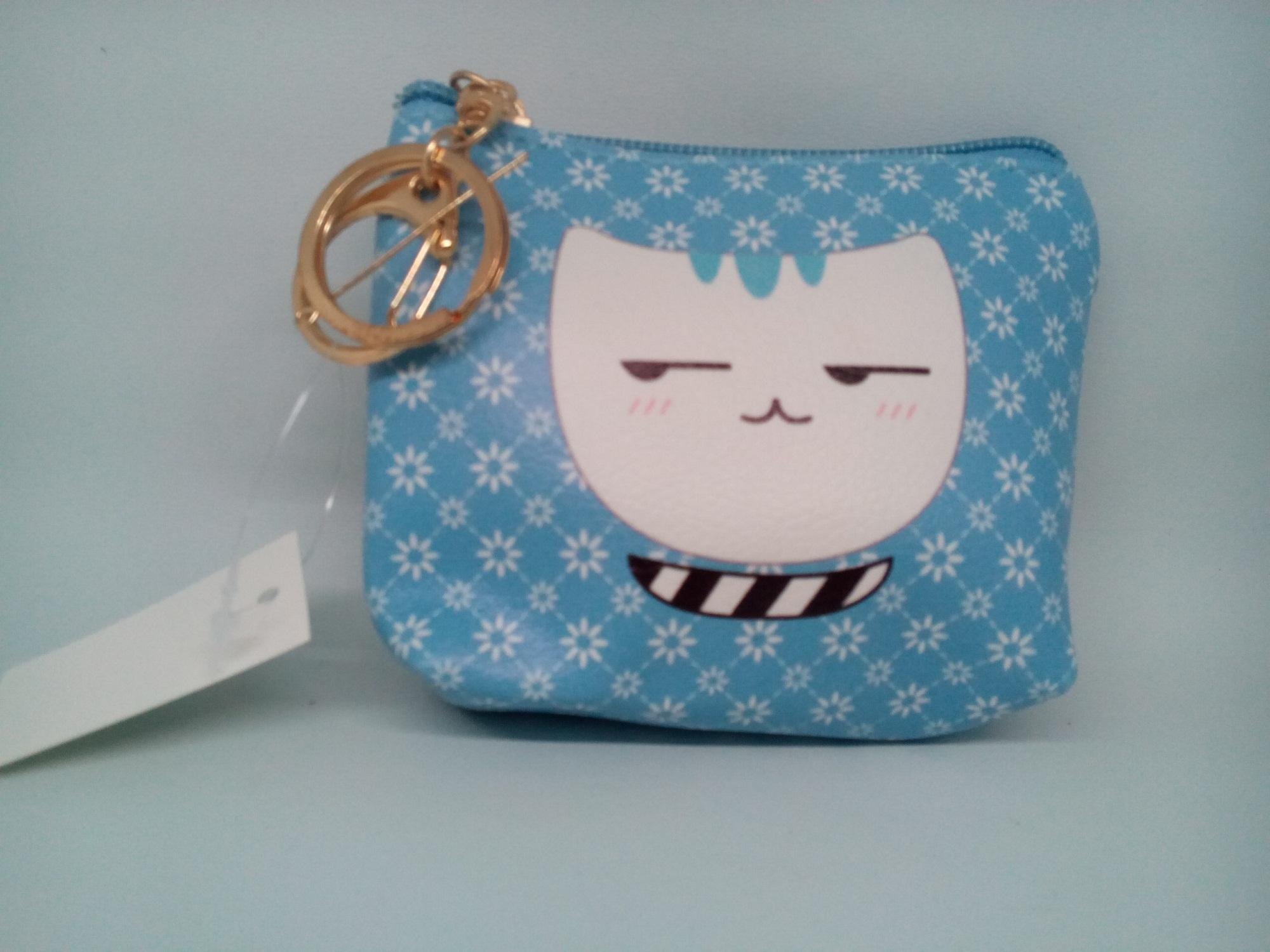 dompet koin Wanita / cewek / anak perempuan pouch import murah - clue win shop