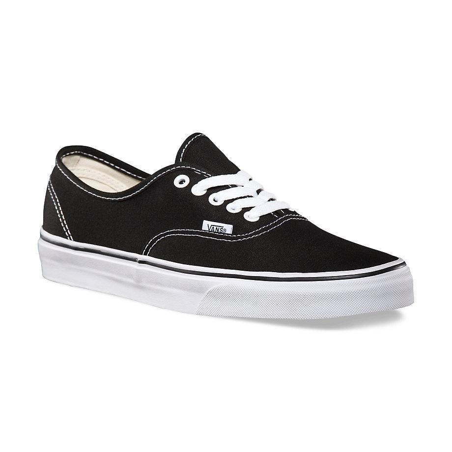 Zacksho Sepatu Casual Vans Authentic Sneakers Pria dan Wanita Unisex