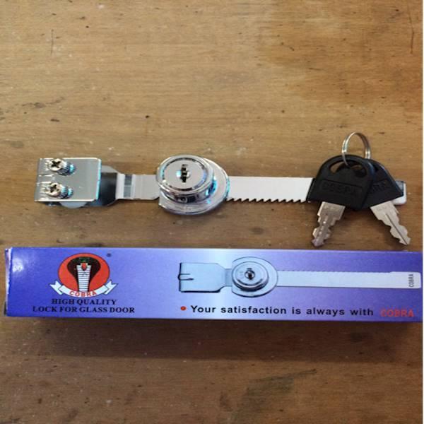 Kunci Etalase Cobra 140Mm