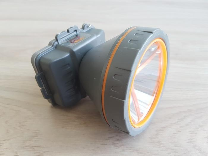 PROMO Senter KEPALA DONY LED KL-193, Silau Men! Cahaya Kuning TERLARIS