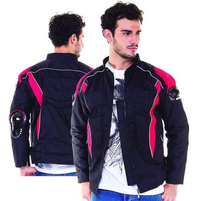 Promo ORI SKR 214 Jaket pria touring club motor original java free ongkir Fashion
