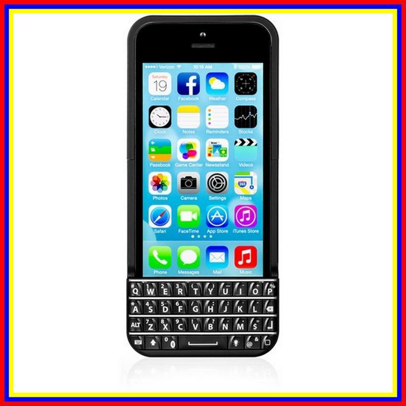 Rp 123.500. Typo Qwerty Blackberry Keyboard Bluetooth Case Casing ...