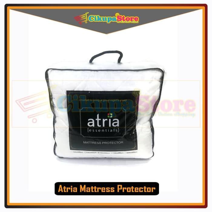 Atria Essentials Mattress Protector 120x200cm  Matras Pelindung Kasur