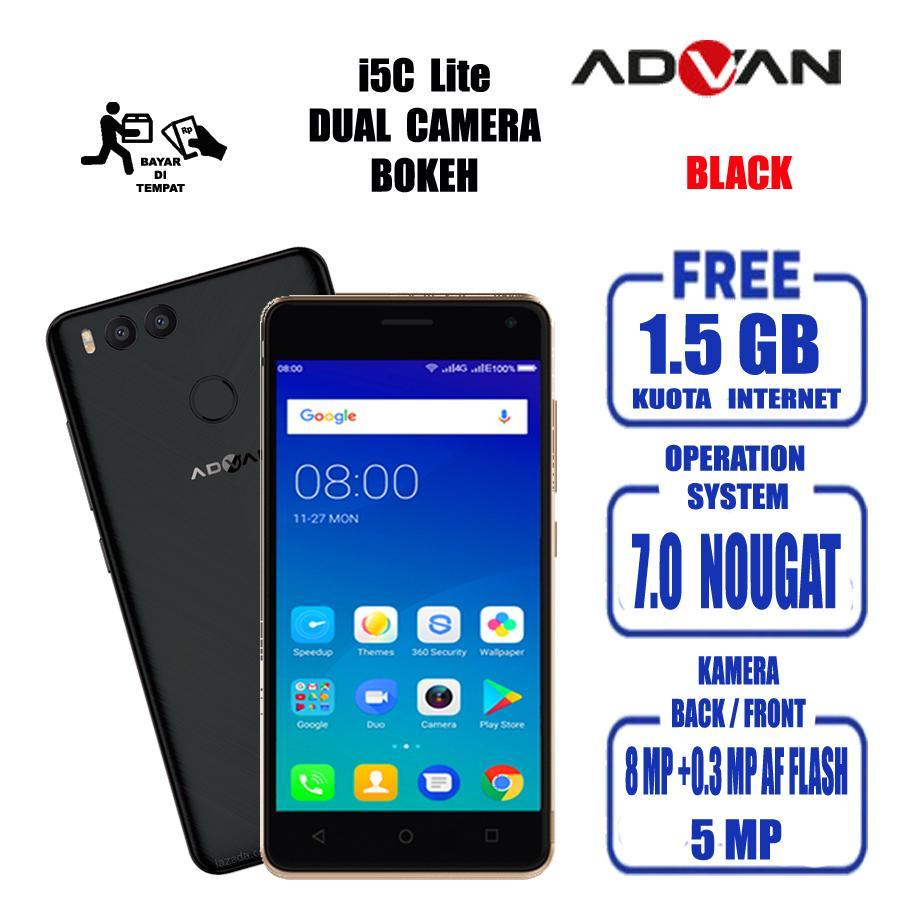 Advan Vandroid I5c 8gb Putih Daftar Harga Terlengkap Indonesia Terkini Kemerdekaan Duo 2gb 16gb Lite Dual Camera 4g Lte Free 15 Gb Kuota Internet