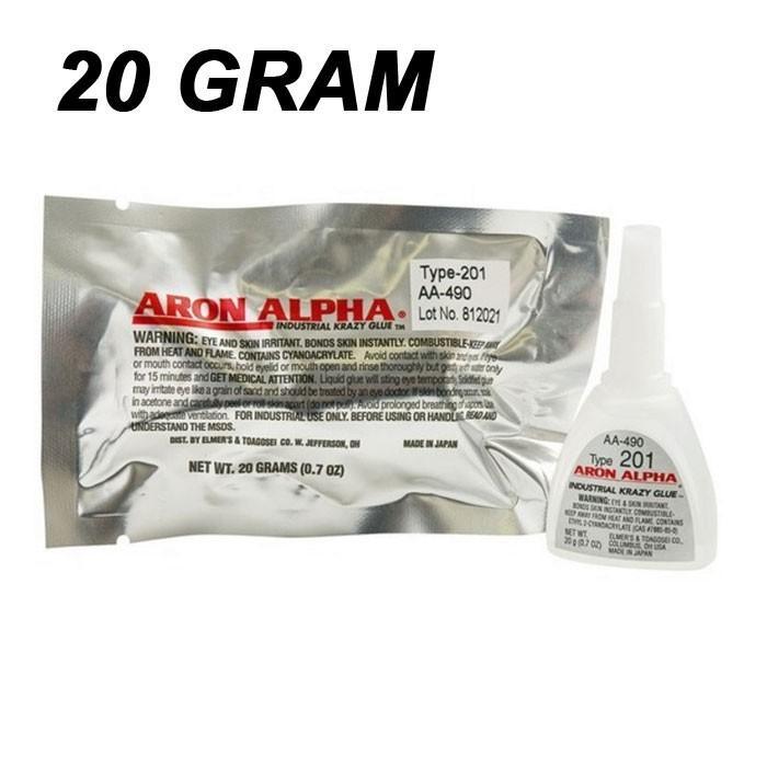 Aron Alpha Instant Glue Grade 201 (Original) 20 Gram