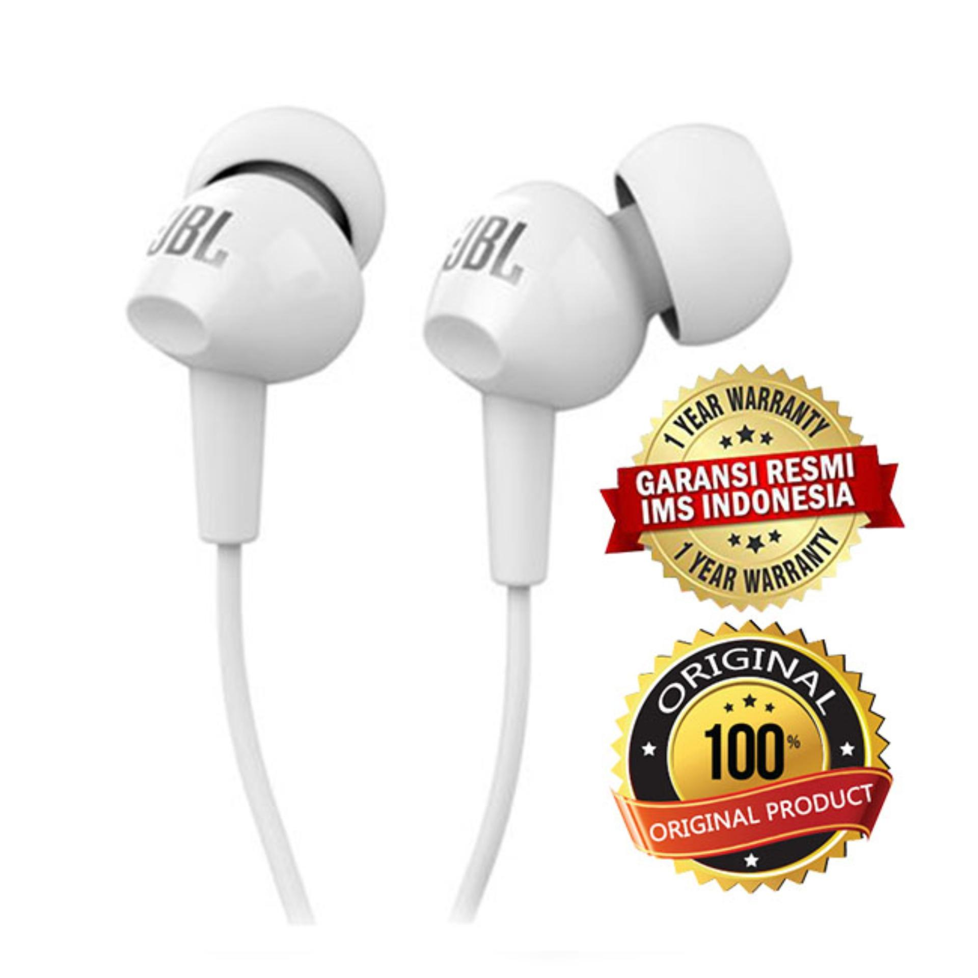 Headphone Headset Jbl Terbaru On Ear Wireless Everest 300 Putih C100si In Headphones With Mic Compatible Withandroid Ios