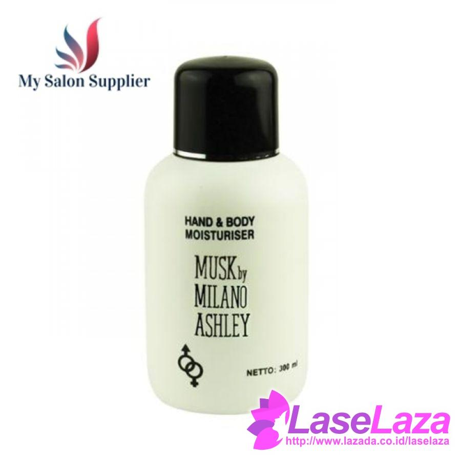 Buy Sell Cheapest Promo Lotion Musk Best Quality Product Deals Alyssa Ashley Original Made In Italy 750 Ml E By Milano Hand Body Moisturiser 300ml Murah