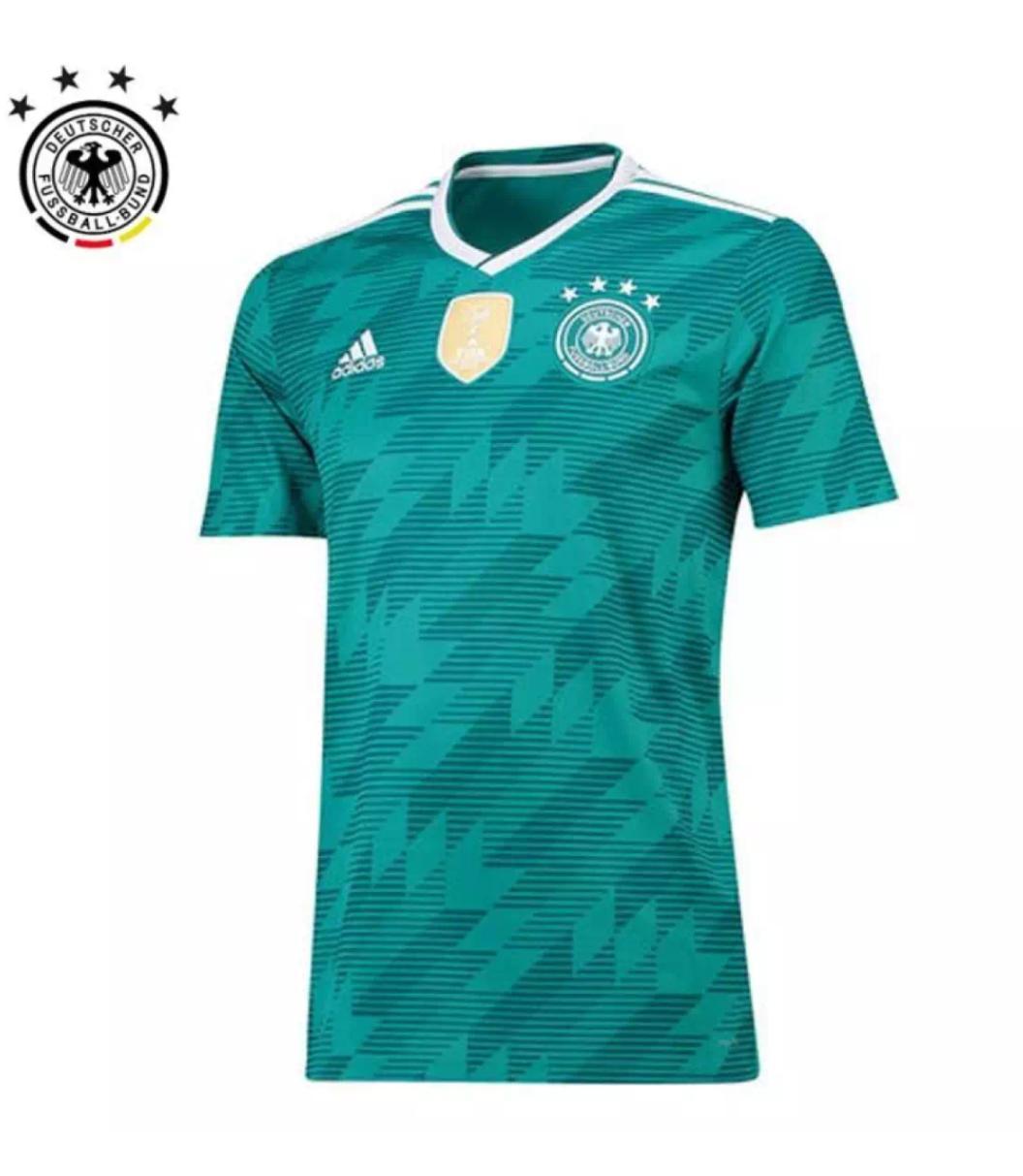 DMXS - Jersey Bola Timnas Jerman Away Piala Dunia 2018