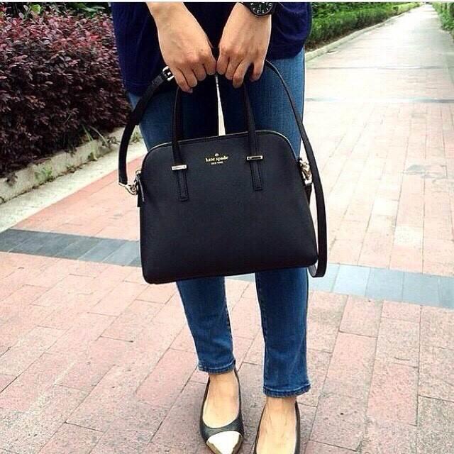 supplier tas dompet wanita murah batam harga grosir, Katespade Maise