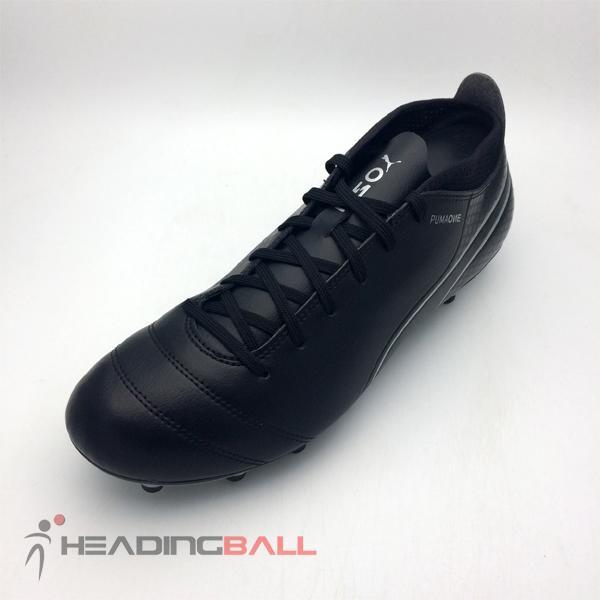 Sepatu Soccer Puma Original One 17.4 FG Black 104075-04 BNIB