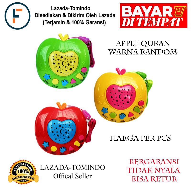 GRATIS ONGKIR - Tomindo Mainan Edukasi Anak Muslim / Apple Learning Quran / Apple Quran / mainan anak / mainan edukasi / sepatu pria / sneakers