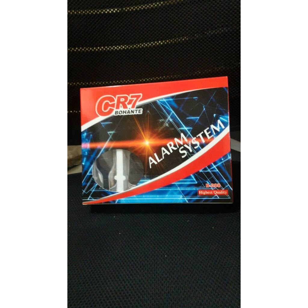 Alarm Motor CR7 Bohante B008 ~ CR7 BHT Motorcycle Alarn System T4146