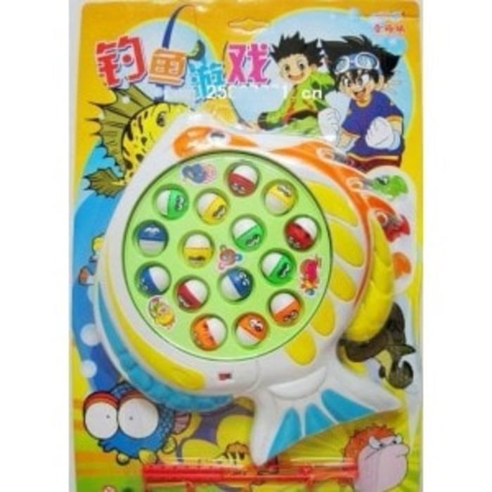 Fishing Game Bawal GSG-2501 / Mainan Pancingan Ikan