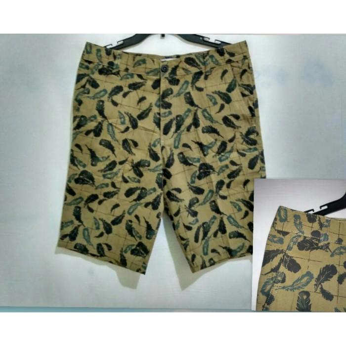 Baju Branded Murah Celana Pria Nevada Brown Quill Original Premium - Woo1zl