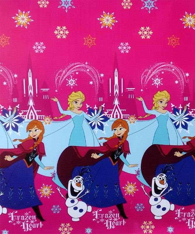Selimut Frozen pink (160x200)Cm Internal dan lady rose Collection - xAFlIy