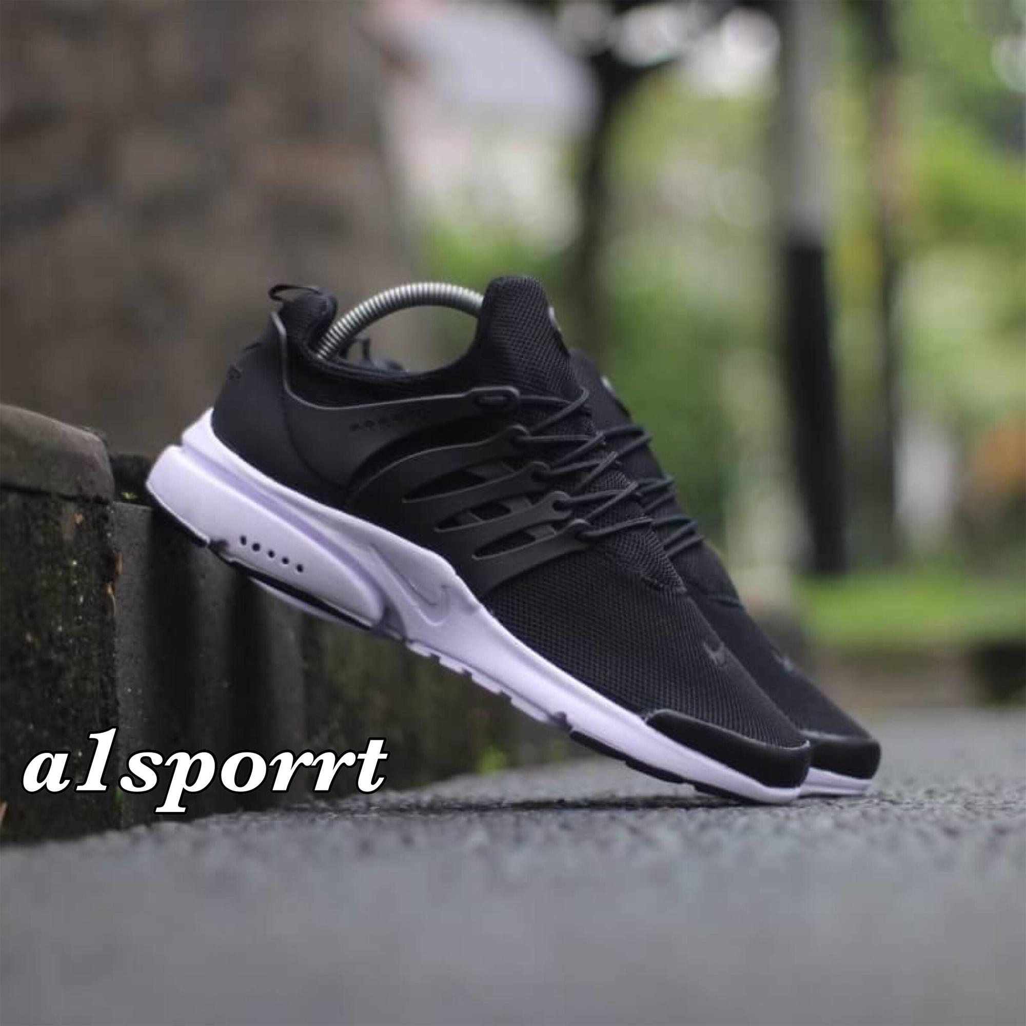 Sepatu Murah Nike Presto Kualitas Premium Hitam