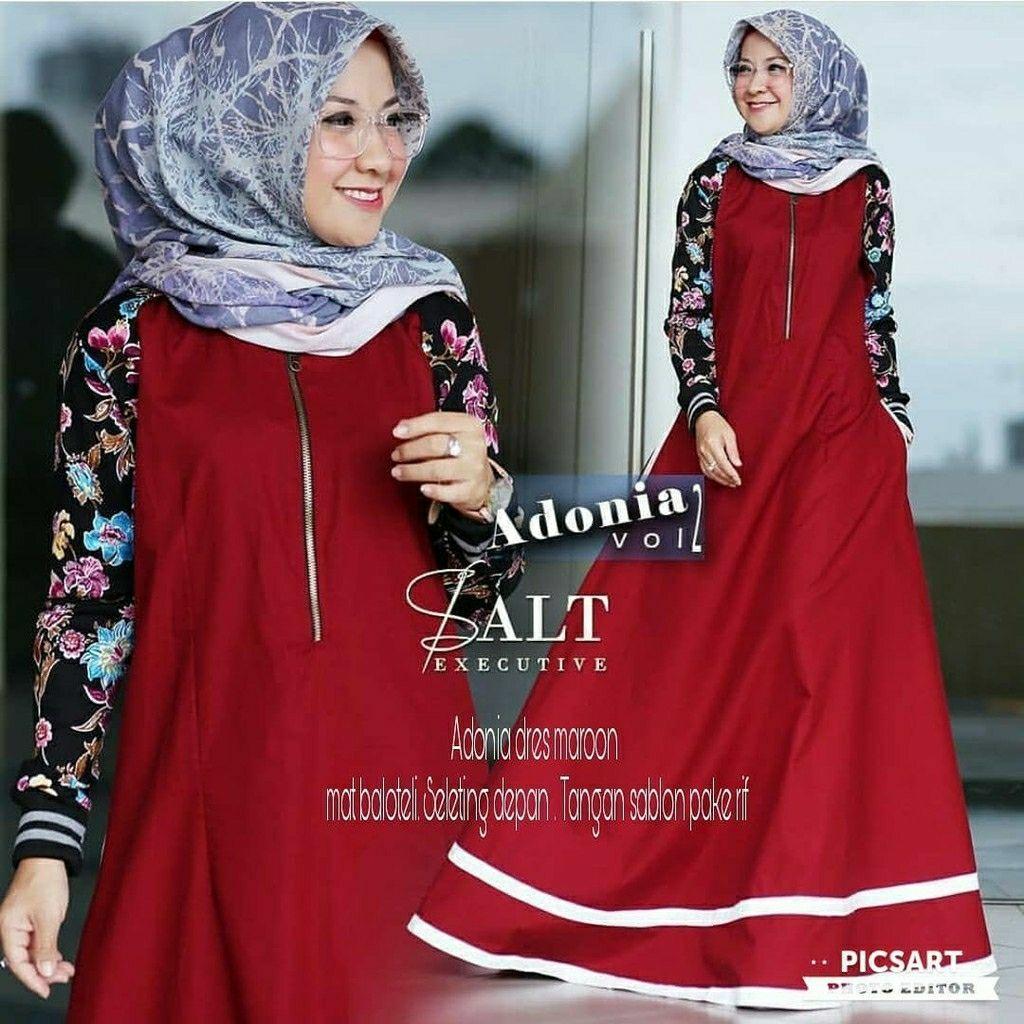 ADONIA Dress Maxi
