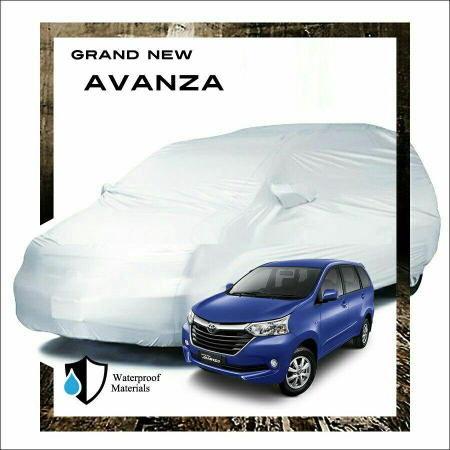 PROMO Fit On Body Cover tutup sarung Mobil Grand New Avanza, bagus