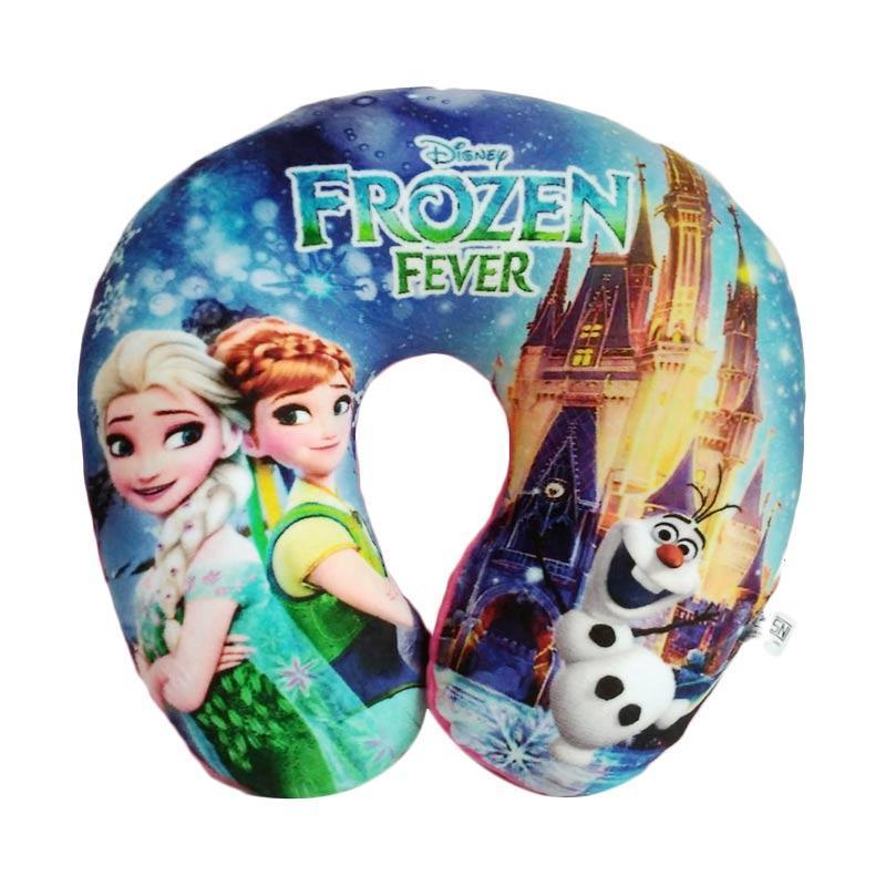 [0960020381-4]  Frozen Bantal Leher Mainan Anak