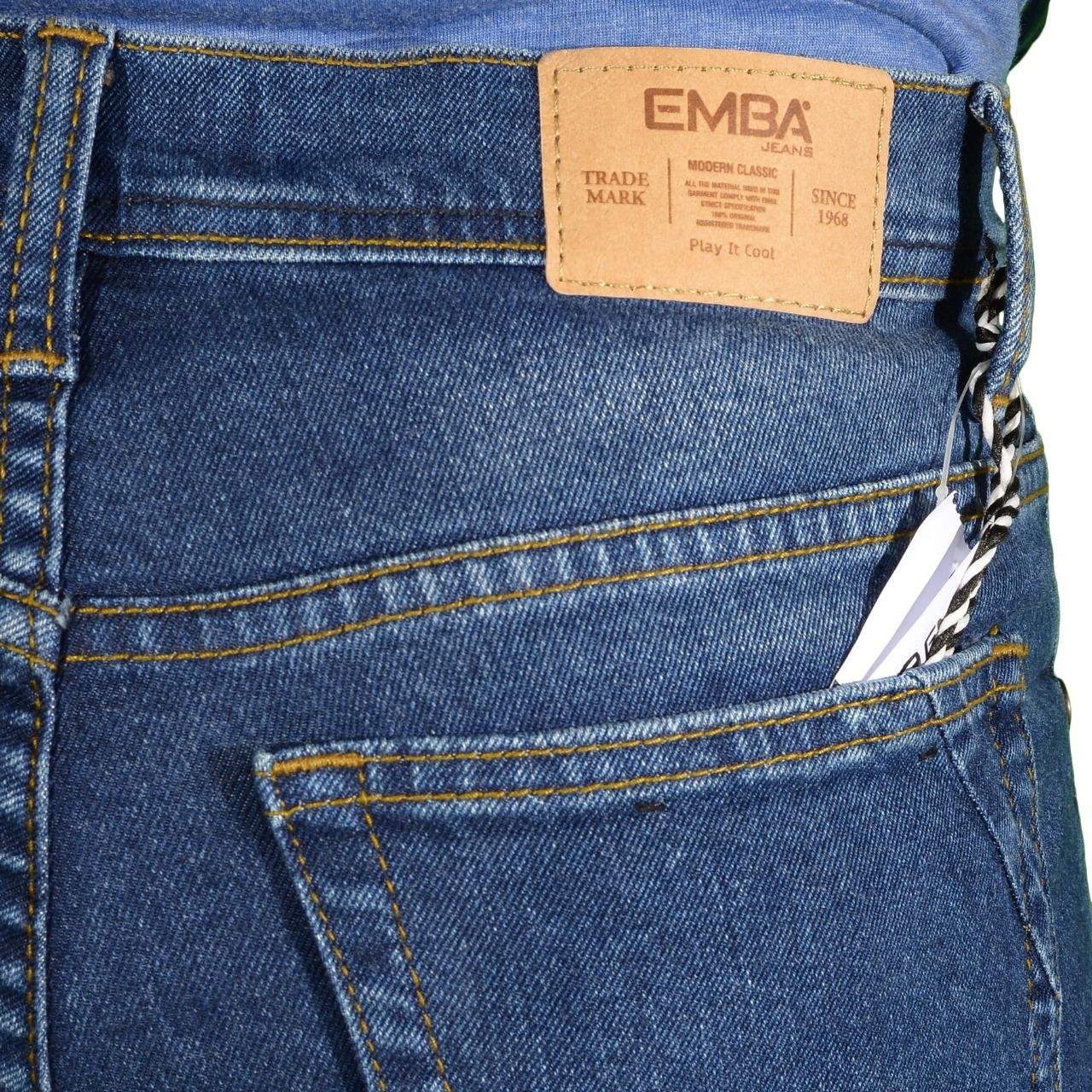 Emba Jeans Celana Panjang Pria Rodensi One 613 10138 20 Heavy Stone Classic Befarco Warna Storm Abu 31 Bs 071 Morgan Slim 617 11204