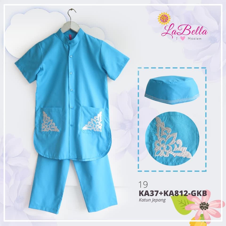 Koko Anak 3-7th Labella